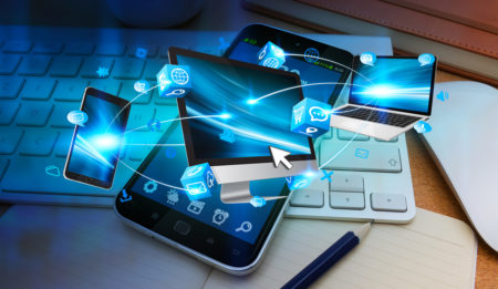 Les nouvelles technologies prennent le dessus