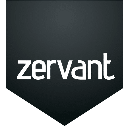 caption Zervant, the billing software for small businesses