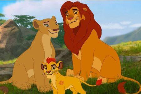 Le roi lion, un de mes classiques favoris