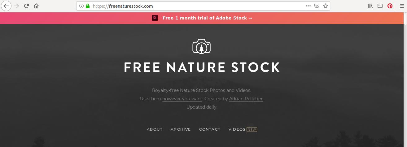 Sur Free Nature Stock, trouvez des images qui reflètent la puissance de mère nature