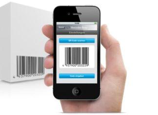 Lectura de códigos de barras con su smartphone y Openflex