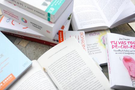 Quel est le meilleur livre de développement personnel que vous avez lu?