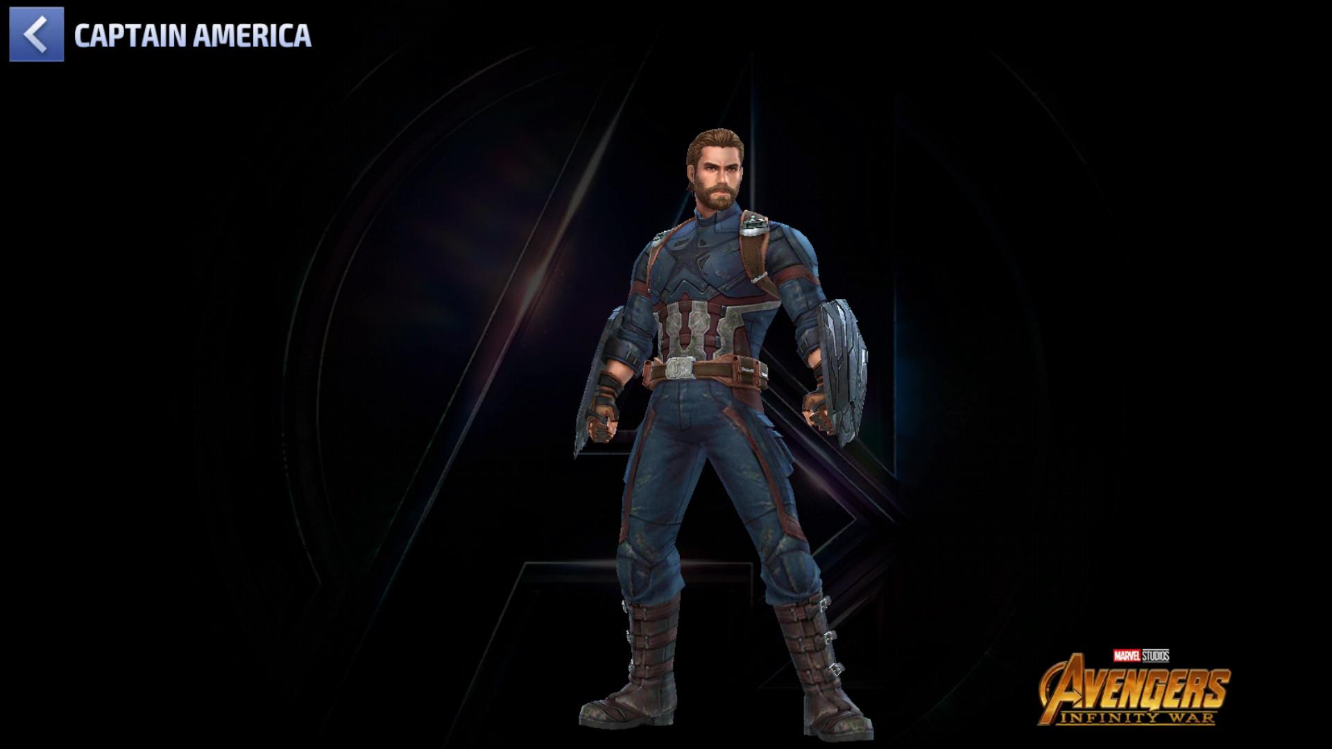 Ce costume fait de Captain America l'un des meilleurs persos gratuits de Marvel Future Fight