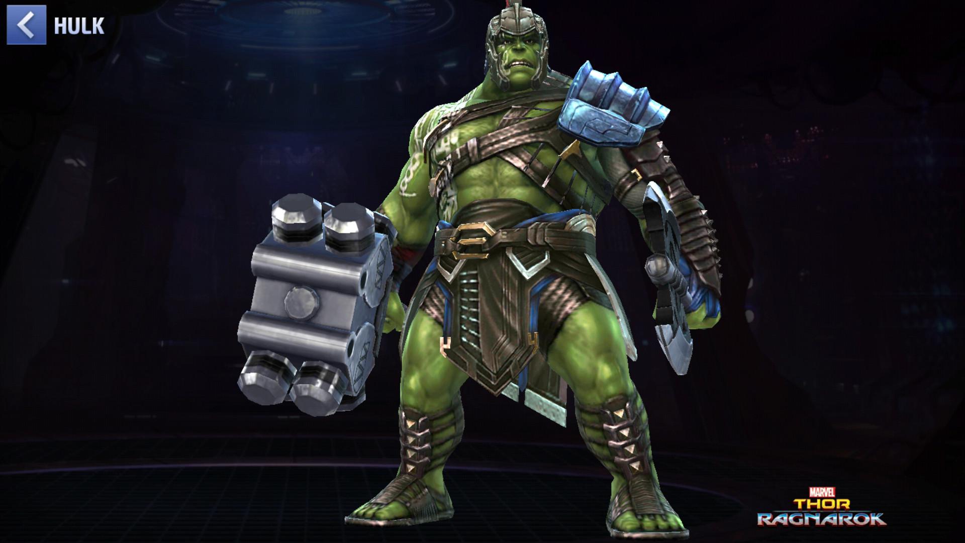 Hulk smash avec ce costume