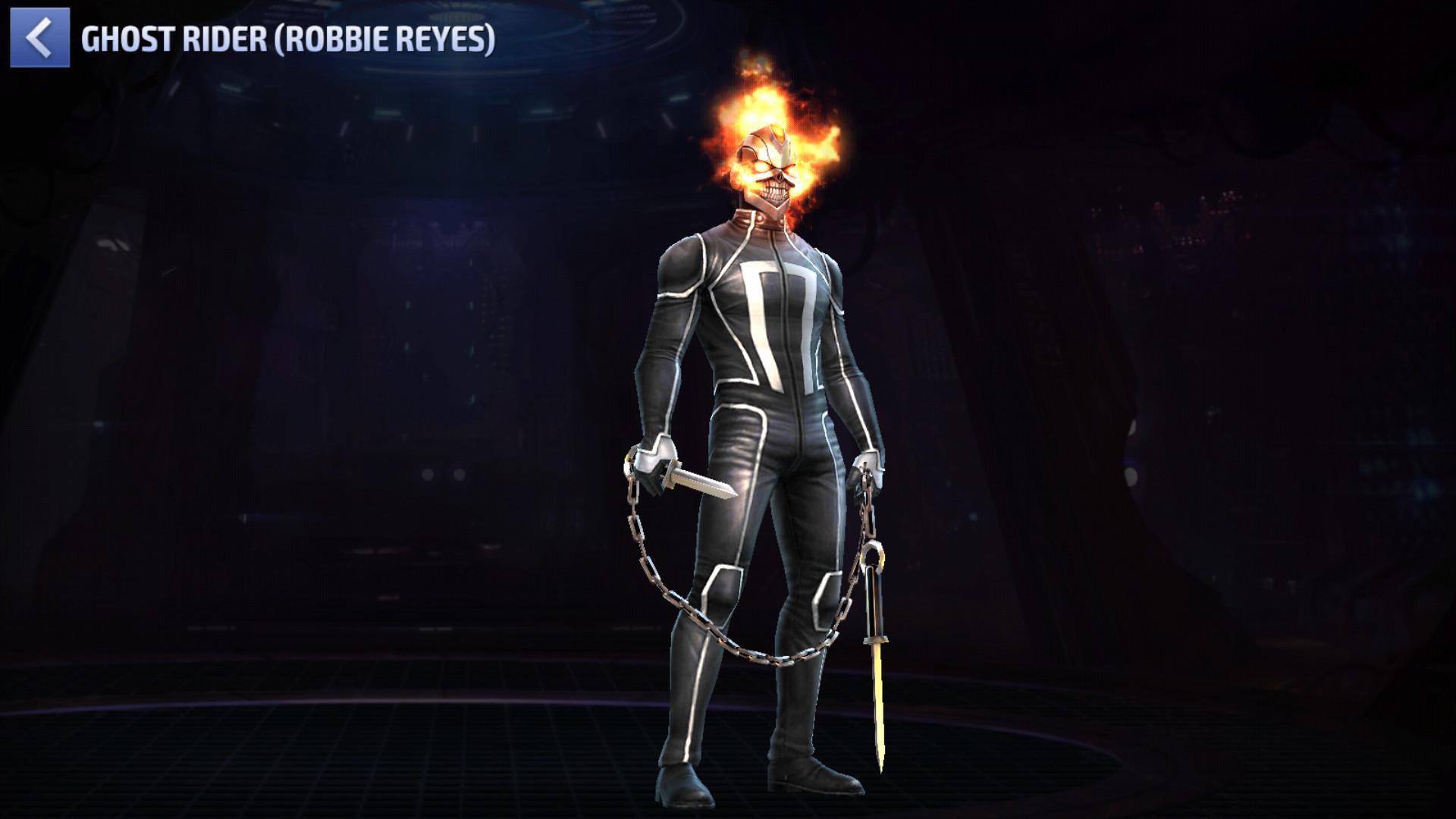 Ce Ghost Rider est même apparu dans MARVEL Agents of S.H.I.E.L.D.