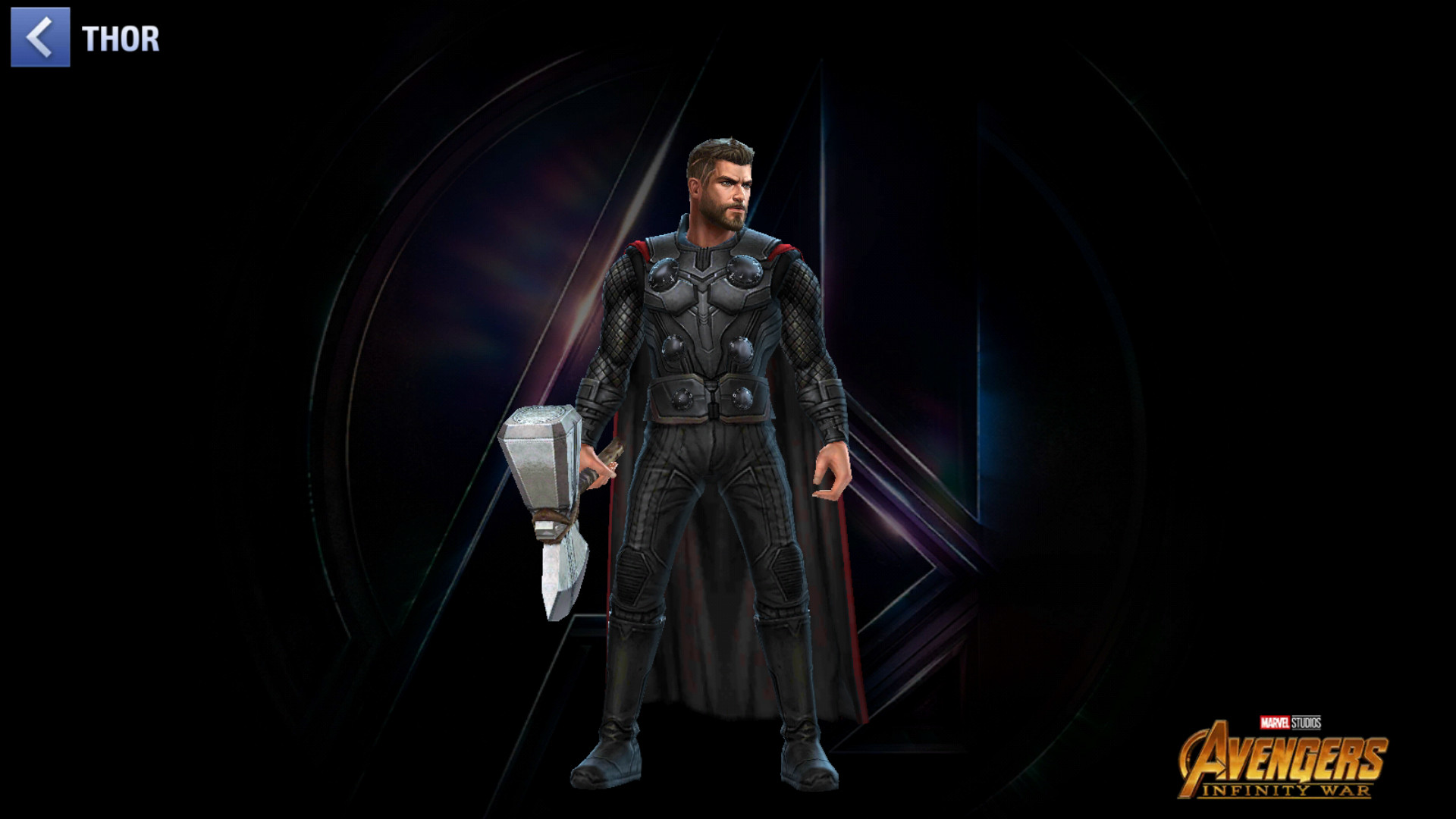 Avec ce costume, Thor sera en mode Immigrant Song ;)
