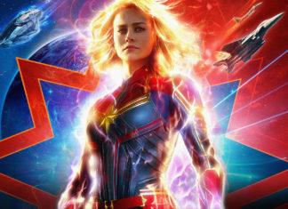 Mise à jour 4.8 de Marvel Future Fight : Captain Marvel, le film !