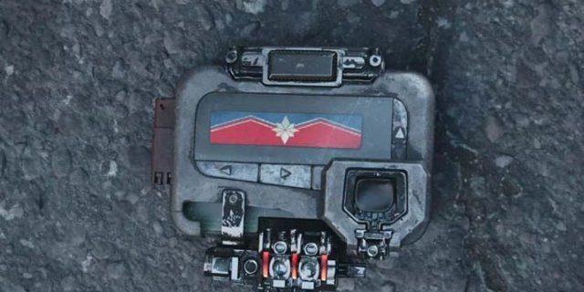 Le fameux truc tombé des mains de Nick Fury et qui a lancé la hype Captain Marvel