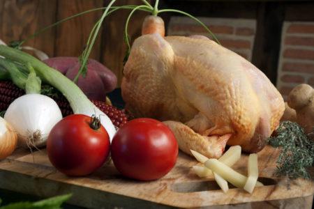 La consommation de poulet de chair est-elle bonne pour la santé?