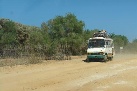 Le transport à Madagascar sur une échelle de 1 à 10