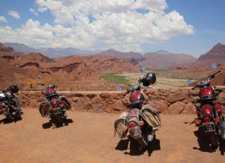 Randonnée en moto de Tana à Ampefy (Madagascar), qui est partant ?