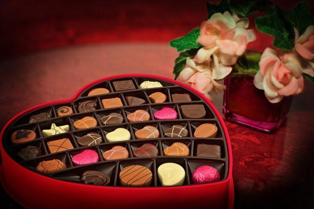 St Valentin rimerait toujours avec fleurs et chocolat? Pas forcément!