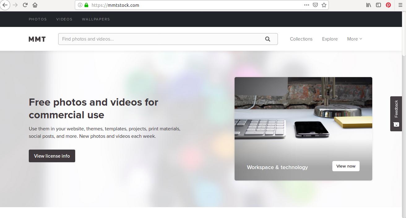 De nouvelles photos et vidéos sont ajoutées chaque semaine sur MMT Stock