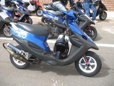Plus de personnes préfèrent les motos pour échapper aux embouteillages