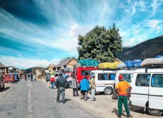 Expériences de voyage à Madagascar: le transport national vu depuis la capitale