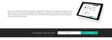 Try Rovercash for free