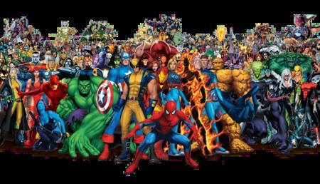 Un univers qui fait rêver, l'univers Marvel