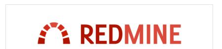 El logo de Redmine, software de gestión de proyectos de código abierto