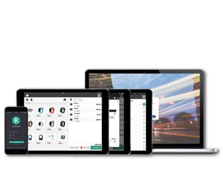 Rovercash es un software de caja registradora para el sistema Android