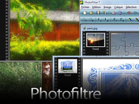 Sencillo y organizado, el Photofilter es adecuado para principiantes
