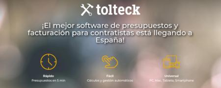 Interfaz de Tolteck