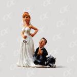 Bibelot, mariage