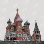 Cathédrale Saint Basile, Moscou