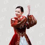 Danseuse médiévale