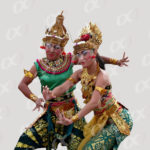 Danseuses de Bali
