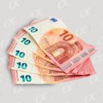 Des billets de 10 Euros