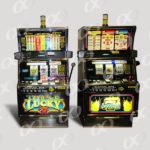 Des machines à sous de casino