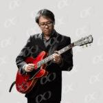 Gibson, guitare électrique demi-caisse, hollow, homme