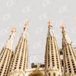 La Sagrada Familia, Barcelone