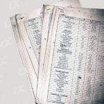 Les paperasses de comptabilité