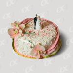 Mini gâteau de mariage