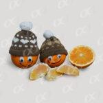 Oranges aux gros yeux