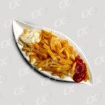 Un plat de frite