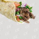 Un tacos viande