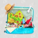 Valises et accessoires de vacances 2