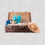 Valises et accessoires de vacances 3