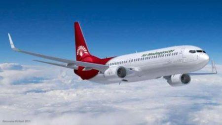 L'avion est le meilleur moyen pour éviter un long voyage pénible