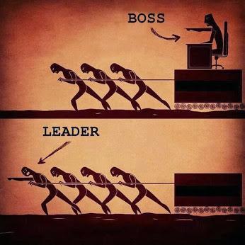 Manager est une place, leader est une qualité