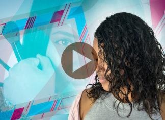 Masque capillaire naturel: recette facile et à petit prix [tuto vidéo bien-être]
