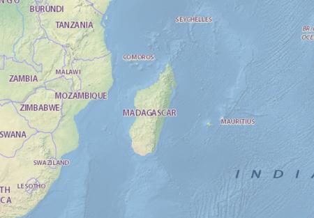 Où se trouve Madagascar exactement ?