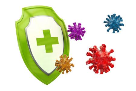 Avec un système immunitaire fonctionnel, on acquiert une immunité à la toxoplasmose après contamination