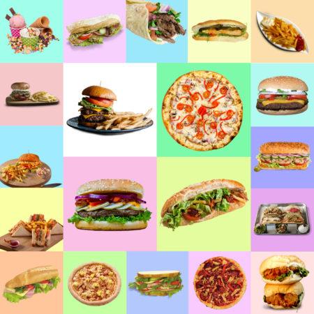 Vignette Fast food