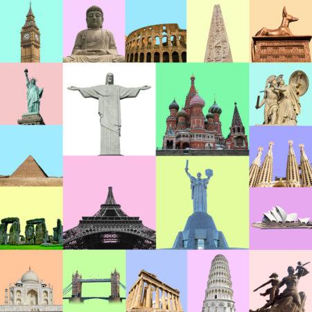 Vignette Monuments