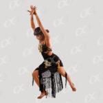 Danseuse, latino