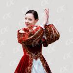 Danseuse medievale
