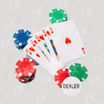 Des cartes et des jetons 2